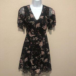 American Rag- vintage Black Dress